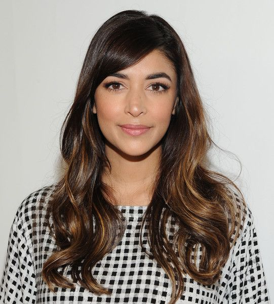 Hannah Simone Photos - Elizabeth Glaser Pediatric AIDS Foundation 26th Annual A Time for Heroes Family Festival - Red Carpet - Zimbio