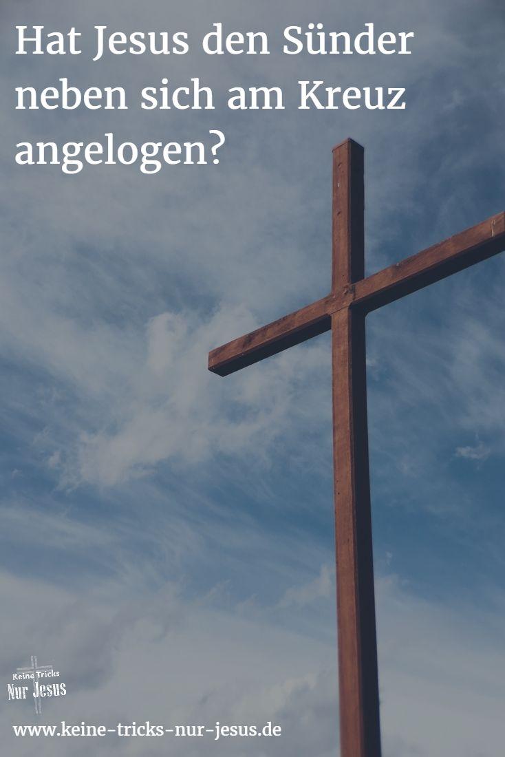 Wer Hing Neben Jesus Am Kreuz