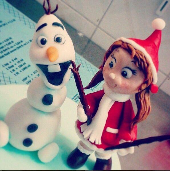 Aspettando Natale http://www.simocakedesigner.it