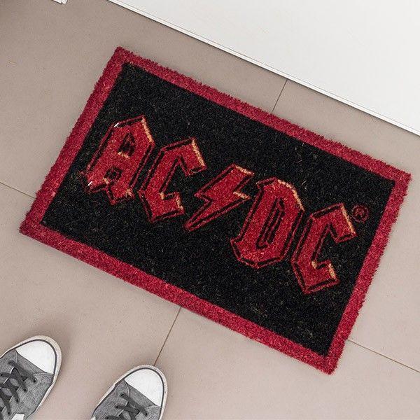 AC/DC #Fussmatte