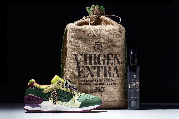 Asics Gel Respector Virgen Extra