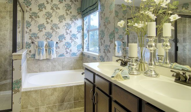 67 Best Bathrooms We Love Images On Pinterest Master Bathroom Model Homes And Aurora