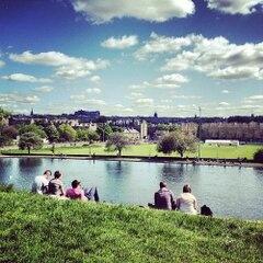 #Stockbridge #Edinburgh (at Inverleith Park)