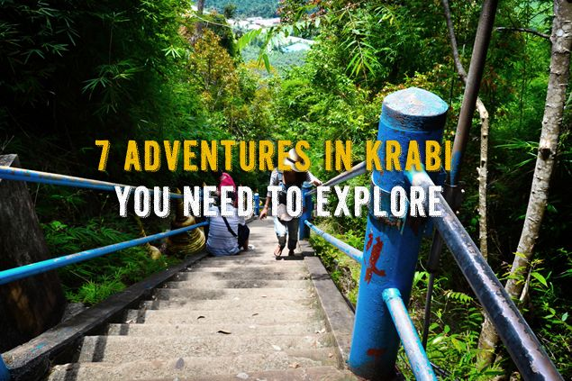7 Adventures in Krabi You Need to Explore