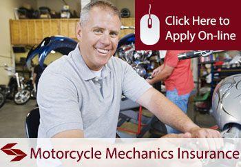 self employed motorcycle mechanics liability insurance