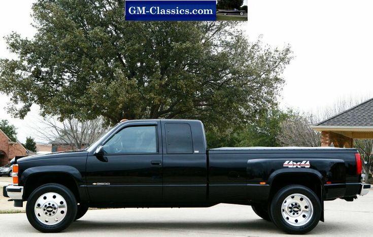 1996 Chevrolet Silverado 3500 4x4 - Matt Garrett