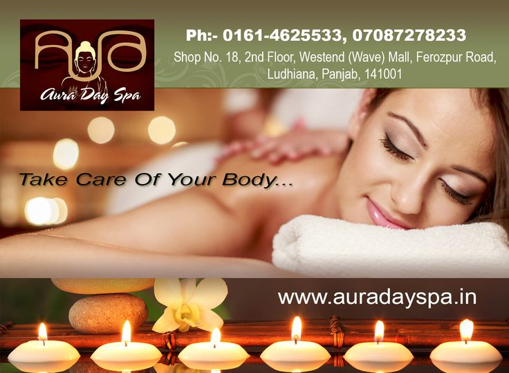 Unlimited packages in Aura Day Spa.