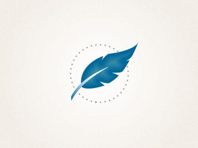 Logo Design: Feathers.