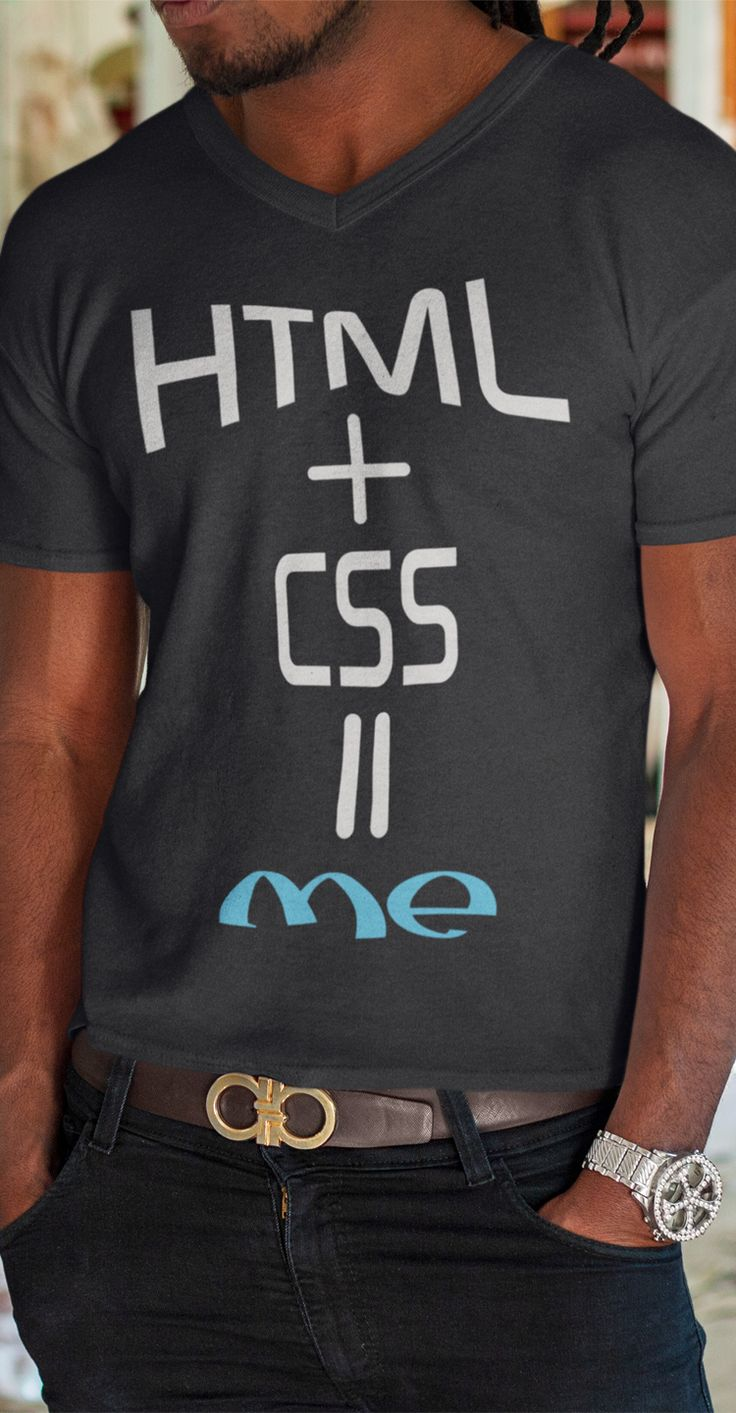 Design t shirts hoodies - Html Css Design T Shirt And Hoodie Catchy Design Shirt For It Professionals