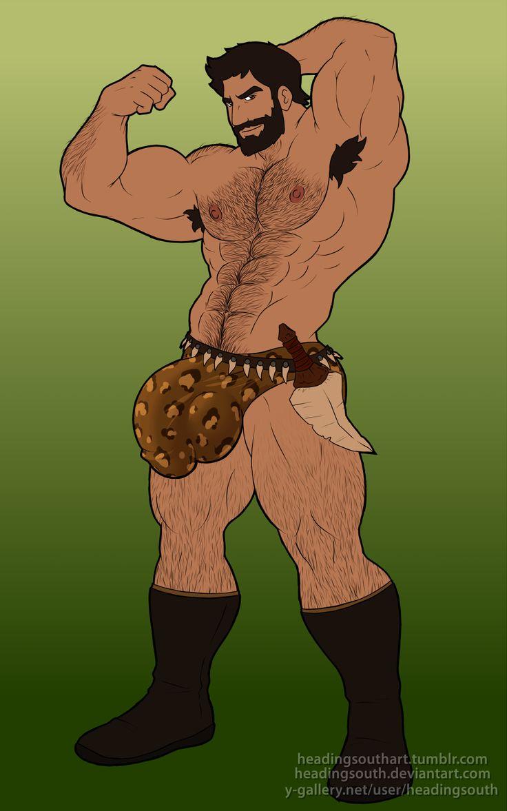 sexy gay bear animated screed saver