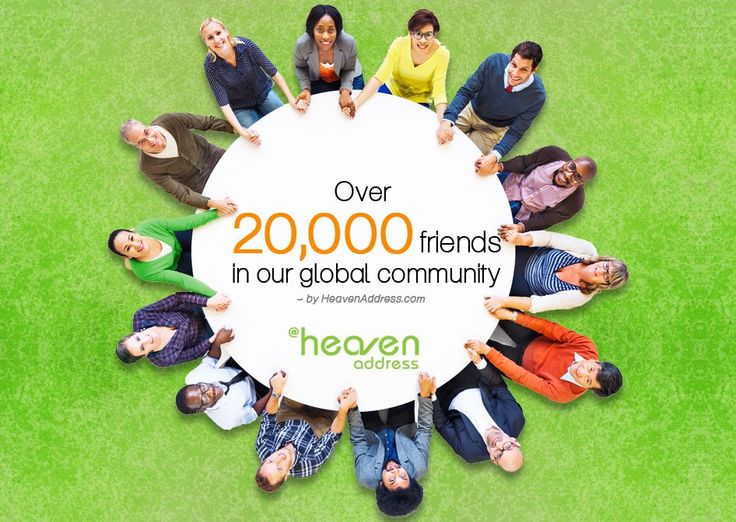 20,000 in the HA Family HA are proud and honoured that we now have over 20,000 people in our global community. Thank you to everyone that has contributed to the HA storytelling that occurs daily and it's inspiring seeing our community support each other with messages. Thank you for being a part of our community