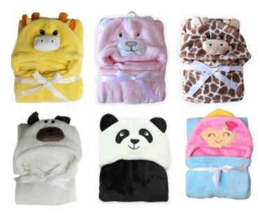 Only $21.95! Super cute 3D baby swaddle robes. Lots of cuddly animals to choose from. Shop24seven365! To view more, or to purchase visit www.shop24seven365.com.au