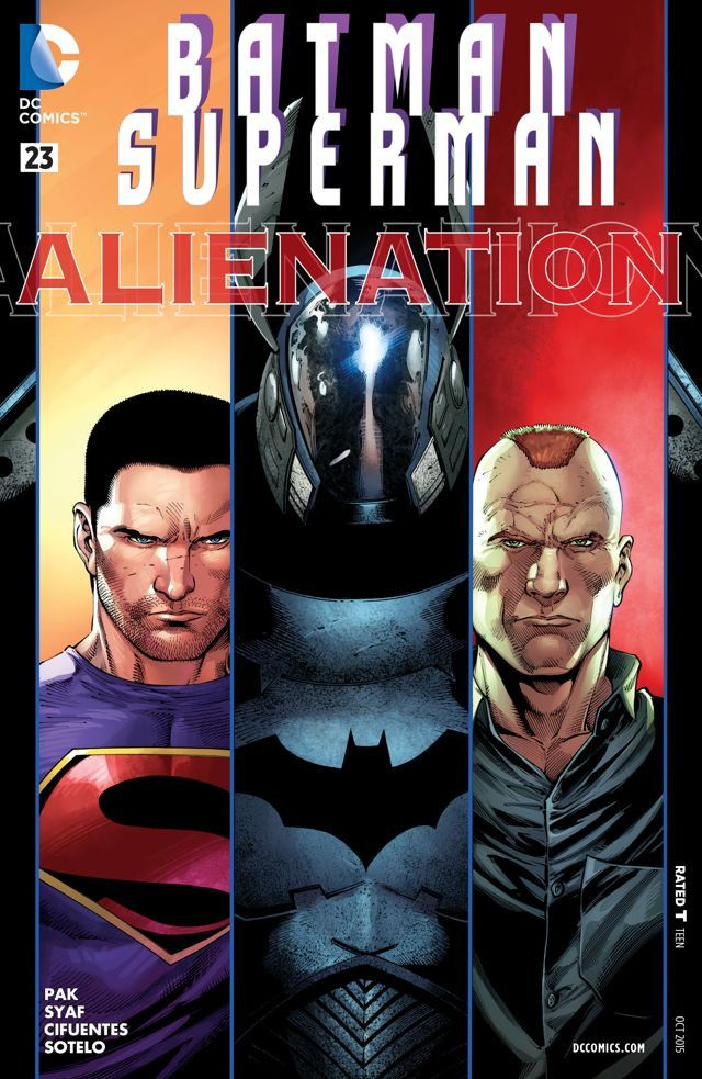 Batman Superman (2013) Issue #23