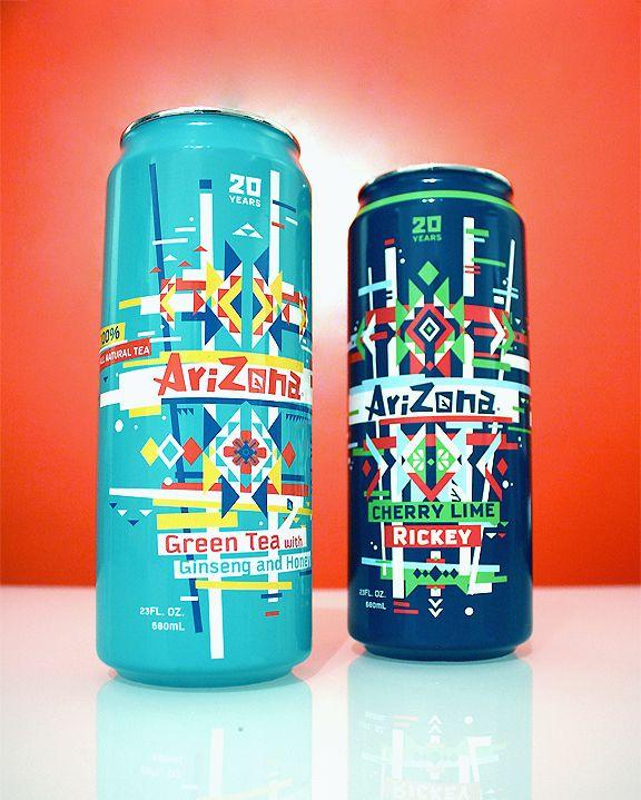 Arizona Iced Tea - Ricky Linn