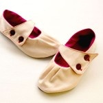Homemade shoes - they look great! I want!