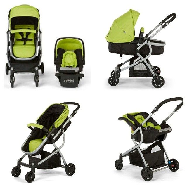 Urbini Omni 3 In 1 Travel System Here It Is This