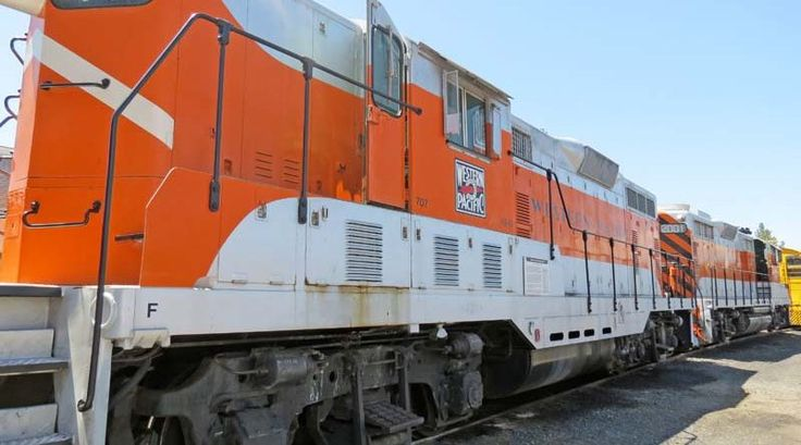 Western Pacific Railroad history is subject of Reno convention - Plumas News