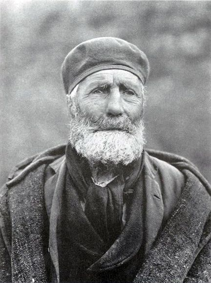 Old povoan fisherman - Culture of Póvoa de Varzim