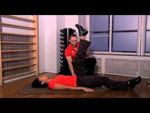2 exercices pour se faire des jambes toutes fines à la ...