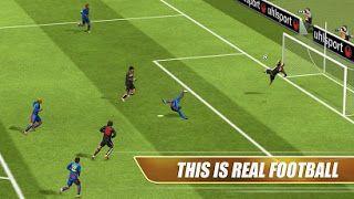 Real Football 2013 on SONY Xperia Z - AndroRat