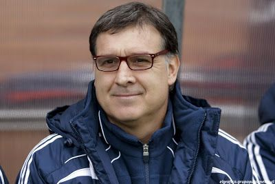 Best Football Coachs: Gerardo Tata Martino