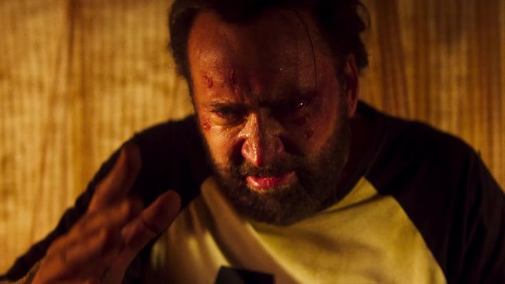 MANDY - Official Trailer   2018 ‧ Thriller film/Mystery