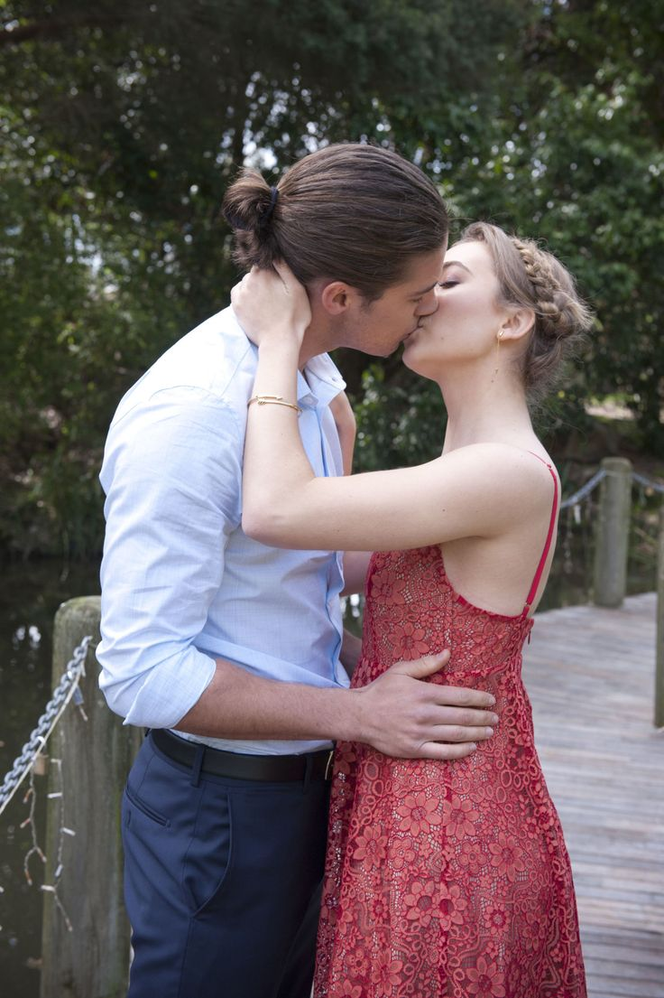 At last! Neighbours finally reunites Tyler Brennan and Piper Willis in these romantic scenes - DigitalSpy.com