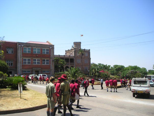 St. Georges College, Harare