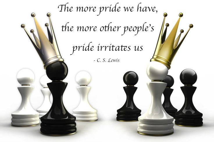 Other people's pride | Top 50 C.S. Lewis quotes | Deseret News