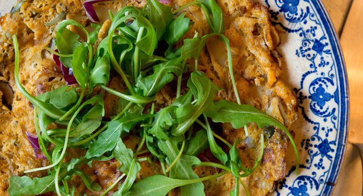 My Spanish Omelette