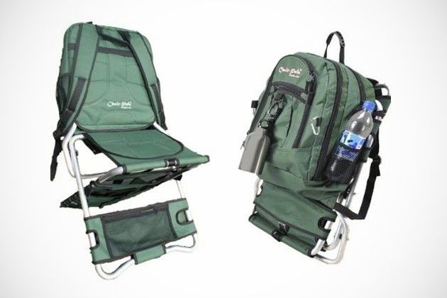 Chair Pak – The Backpack Chair - $69