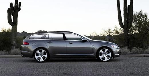 Jaguar XF Estate