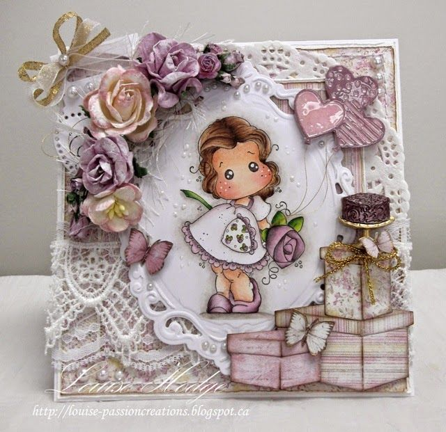 Passion Creations: Special Occasion Birthday card