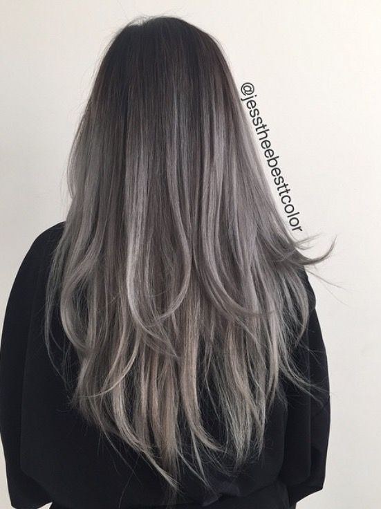 Best 25 Grey Brown Hair Ideas On Pinterest  Ash Hair Ash Grey Hair Dye And