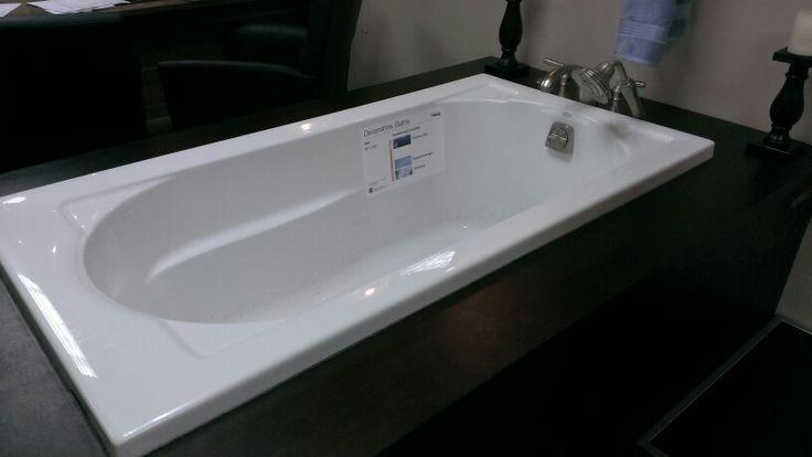 Kohler Devonshire Drop In Tub Backup Bath Ideas