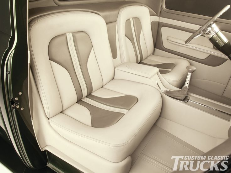 190 best Interiors 55 Chevy pickup images on Pinterest | Chevrolet ...