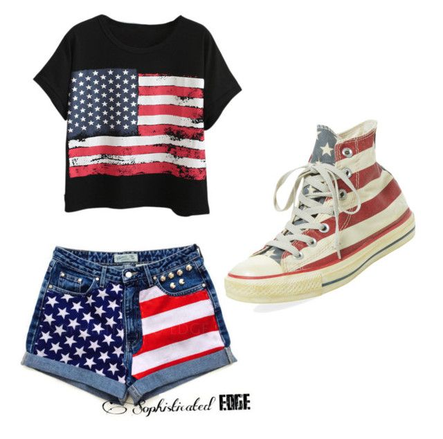 """Untitled #14"" by brookohl on Polyvore featuring Chicnova Fashion and Converse"
