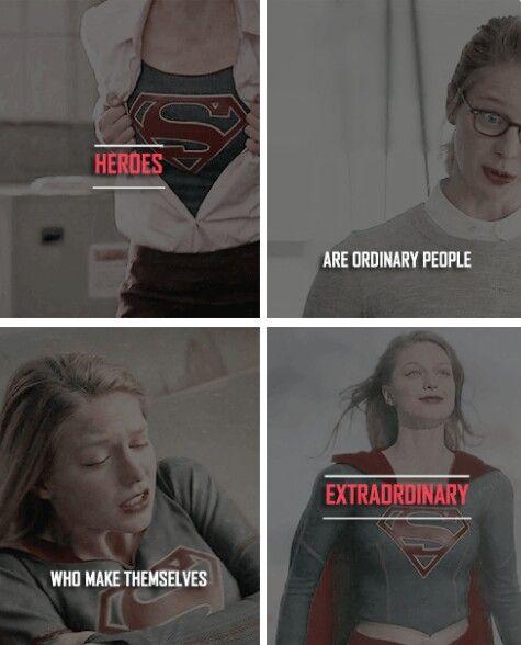 #Supergirl - Kara danvers