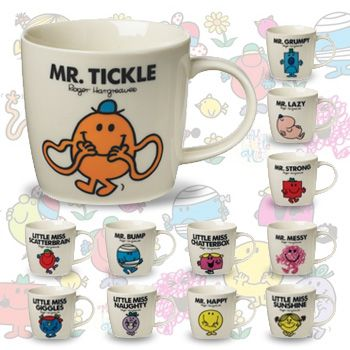 Mr and Miss Mugs