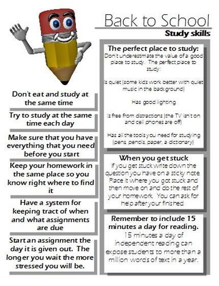 28 best study skills images on pinterest study skills gym and back to school study skills put this maybe in the schools handbook fandeluxe Images