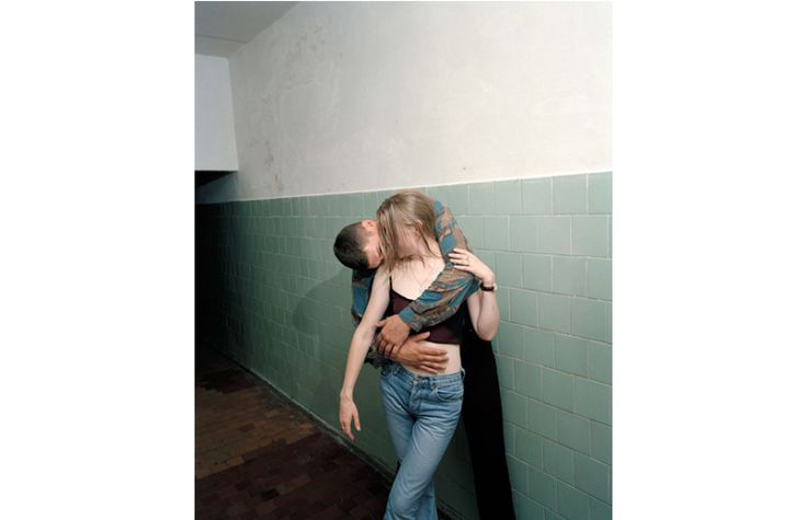Lithuania -  For ten years Andrew Miksys traveled the back roads of Lithuania photographing teenagers in village discos. Most of these discos are located in Soviet-era culture houses where Miksys would sometimes...