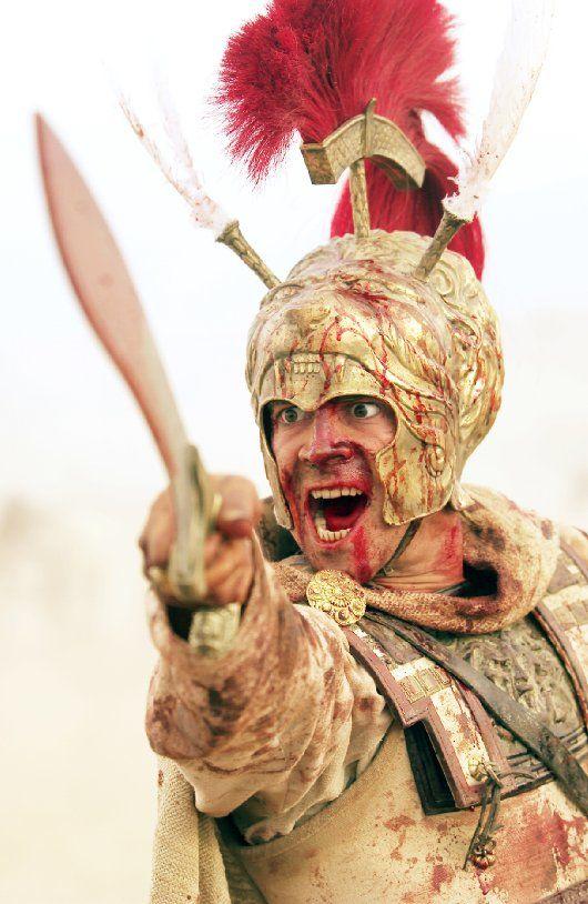 "Colin Farrell (Alexander III The Great) in ""Alexander"" (2004)."