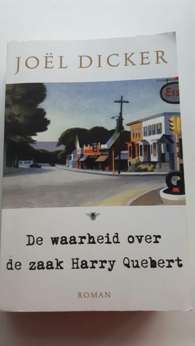 39/52 De waarheid over de zaak Harry Quebert - Joel  Dicker