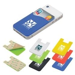 Promotional Cell Phone Wallet is a fun and unique item for any trade show table. Get yours today at MichPromos.