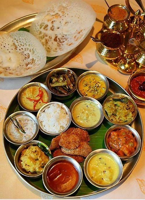 Tamilnadu Lunch