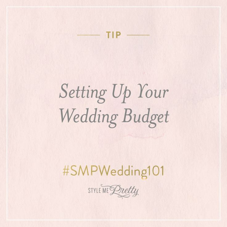 Best 25+ Wedding budget percentage ideas on Pinterest Wedding - sample wedding budget