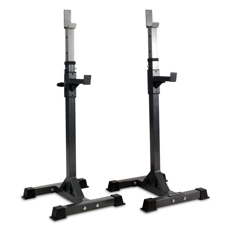 Bodymax CF310 Heavy Duty 2 inch Squat Stands