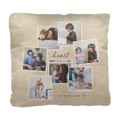 Custom Pillows & Personalized Throw Pillows   Shutterfly