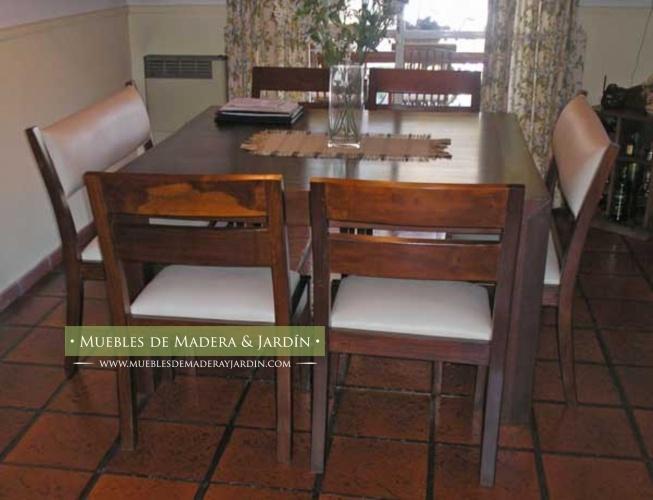 Mesa de comedor cuadrada de incienso muebles de jardin - Mesa de comedor cuadrada ...