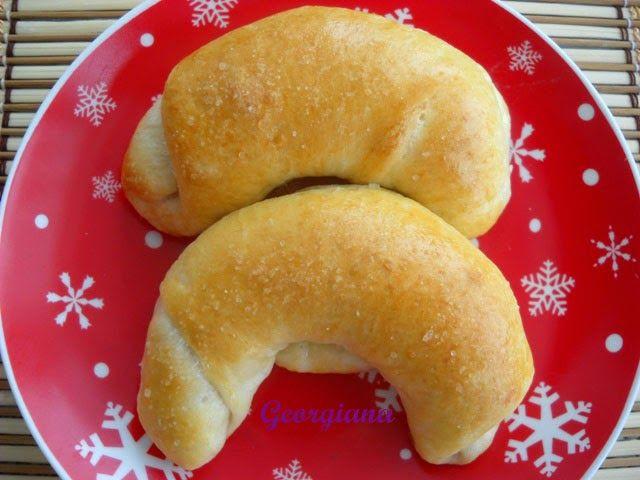 Just cooking!: Cornuri cu sare